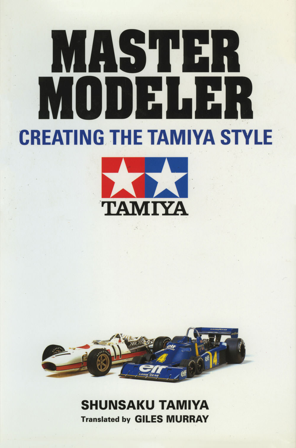 Speaking Japanese-Master Modeler: Creating the Tamiya Style 1